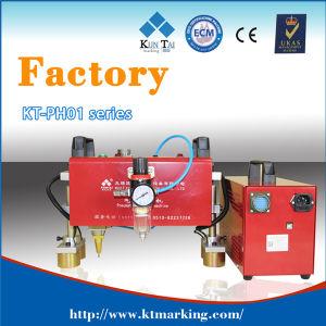 Handheld Pneumatic DOT Peen Marking Machine Kt-pH01 pictures & photos