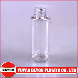 50ml Plastic Pet Bottle with SGS Certification -Cylinder Series (ZY01-B011) pictures & photos