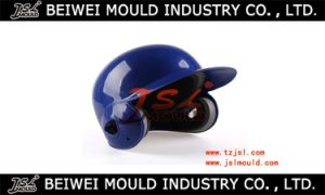 Customize Plastic Injection Baseball Helmet Mould pictures & photos