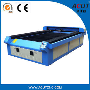 Acut-1325 Laser Cutter for Cloth/CNC CO2 Laser Engraving Machine pictures & photos