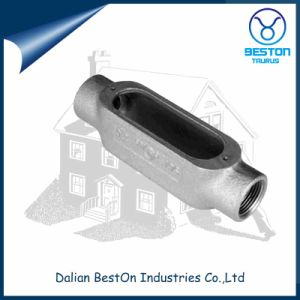 Type C Malleable Iron Thread Conduit Bodies pictures & photos