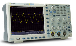 OWON 100MHz 1GS/s N-in-1 Digital Oscilloscope (XDS3102) pictures & photos