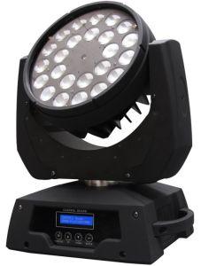 LED Zoom Wash Moving Head Light RGBW