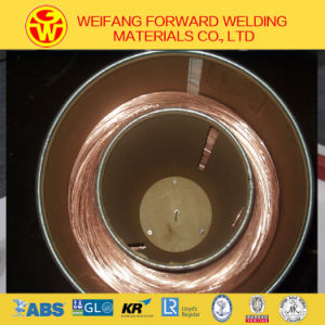 CO2 Gas Shield Solid Welding Wire Er70s-6 (solder wire) MIG Wire with OEM Service pictures & photos