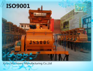 Hot Sale Concrete Mixer, Concrete Mixing Machine (JS500) pictures & photos