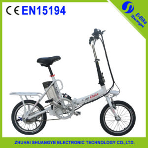 China Competitive Price 16 Inch Electric Bike (Shuangye A3-F16) pictures & photos