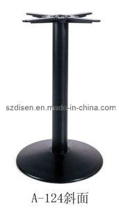 Cast Iron Table Base (DS-P124B) pictures & photos