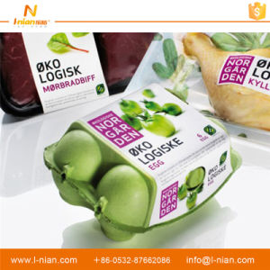 Custom Waterproof Supermarket Fruit and Vegetable Food Label Sticker pictures & photos