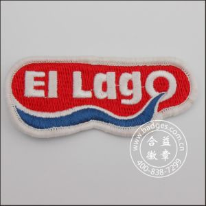 Embroidery Patch, Clothes Accessories Woven Badge (GZHY-PATCH-003) pictures & photos
