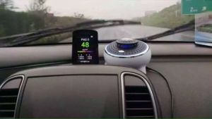 Car Air Purifier as a Gift (CLAC-09-C) pictures & photos