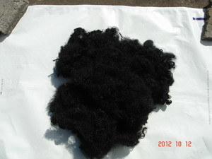 High Tenacity Colored Polyester Staple Fiber