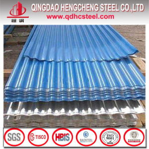 Prepainted Corrugated Roofing Sheet Colored Corrugated Roof Sheet Manufacture pictures & photos