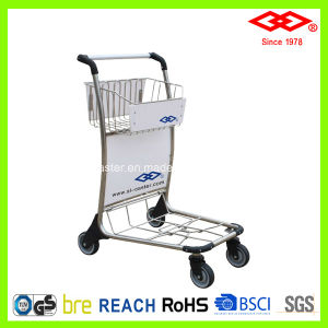 Galvanized Steel Passenger Trolley Cart (CW-80) pictures & photos