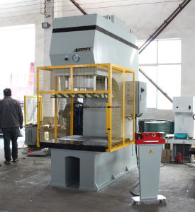 125 Tons C Frame Hydraulic Press with Drawing, Deep Drawing Hydraulic Press 125 Tons, Hydraulic Deep Drawing Press 125 Tons pictures & photos