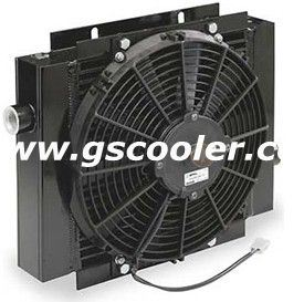 Hydraulic Oil Cooler with 12V Motor pictures & photos