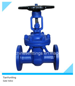 F5 F7 DIN En558 OS&Y Flanged Gate Valve (Industrial valve) pictures & photos