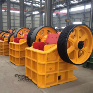 PE&Pex Series Jaw Crusher Price List for Gold Ore/Granite/Limestone /Riverstone pictures & photos