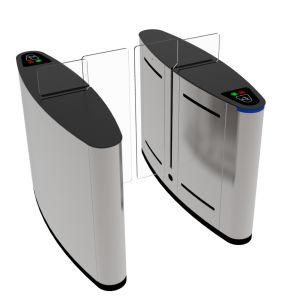 RFID Access Control Sliding Gate Turstile pictures & photos