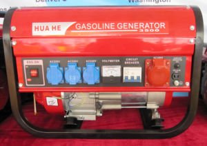 HH2800-B05 Air Cooled Gasoline Engine Generator pictures & photos