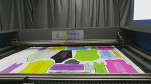 TM-1814s CNC Multi-Layers Fabric Cutting pictures & photos