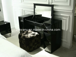 Small Dresser With Mirror. Large Mirror Hung Over The Dresser ...