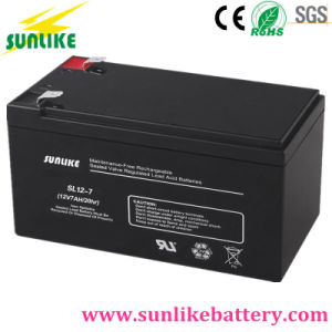 Lead Acid Power 12V5ah Deep Cycle UPS Battery for Solar pictures & photos