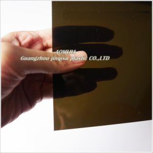 Blue 6 mm UV Coating Polycarbonate Sheet & Sun Board (S23)