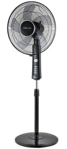 16 Inch 5 Blades Electric Stand Fan