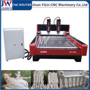 1318 Stone CNC Router for Marble Granite Ceramics Wood Engraving pictures & photos