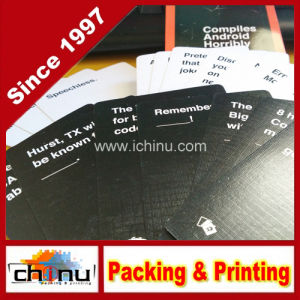 Hot Sale Custom Playing Cards Game Cards (431019) pictures & photos