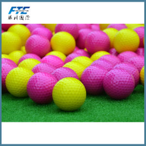 High Quality Colorful Golf Ball Bulk pictures & photos