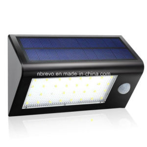 32LED Solar PIR Motion Sensor Security Wall Light (RS2004) pictures & photos