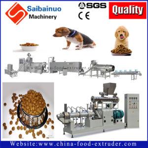 Pet Food Line Pellet Extruder Making Machine
