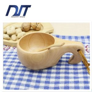 Creative Design Popular Style Healthy Wood Drinking Cup pictures & photos