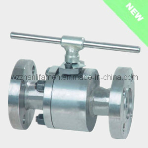Forged Steel 2-PC (3-PC) Float Ball Valve pictures & photos