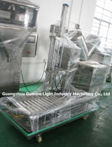 Semi-Auto Weighing-Type Liquid Filling Machine for 5kg 20kg Buckets Barrels pictures & photos