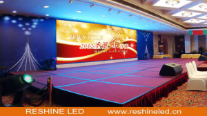 Indoor Outdoor Rental Stage Background Event LED Video Display Screen/Sign/Panle/Wall/Billboard pictures & photos