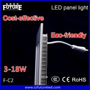 24W Square LED Flat Panel, 300*300 High Lumens Panel Lighting pictures & photos