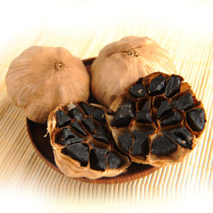 Dietary Supplement Anti-Aging Fermented Black Garlic 300g/Bag pictures & photos