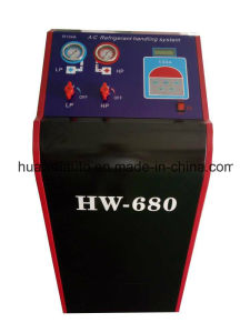 Hot Selling A/C Refrigerant Recovery Machine pictures & photos