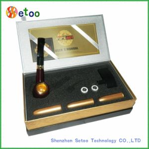 Dse 601 E-Pipe 601 Electronic Cigarette, Wooden E Cigarette