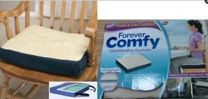 Forever Comfy Foam Gel Cushion pictures & photos