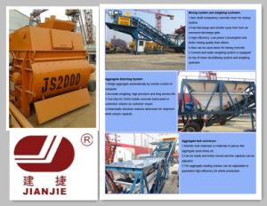 Belt Type Concrete Batching Plant (Hzs120m3/H) pictures & photos