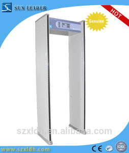 2016 Brand New and fashion Walk Through Metal Detector pictures & photos