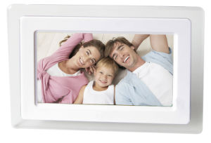 7 Inch Single Function Cheapest Price Digital Picture Frame