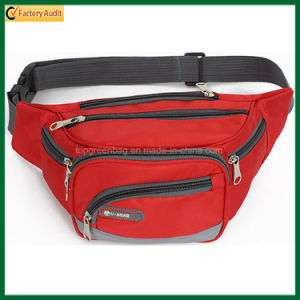 Outdoor Leisure Gym Pouch Wholesale Waist Bag (TP-WTB031) pictures & photos