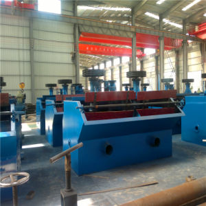 Small Scale Mineral Processing Plant Use Flotation Machine pictures & photos