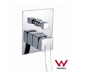 Watermark Brass Square Concealed Shower Mixer with Diverter (HD4151) pictures & photos