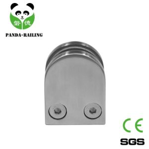 Stainless Steel Casting Railing Fitting / Balustrade Glass Fitting / Handrail Glass Clamp pictures & photos