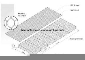 Hexagonal Gabion Mattress pictures & photos